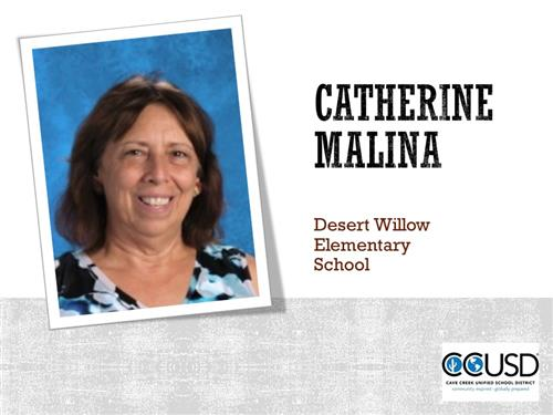 Image of Cathy Malina