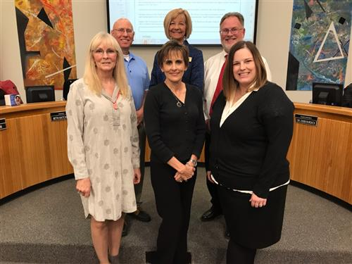 Photo of Cave Creek Unified School District Board Members